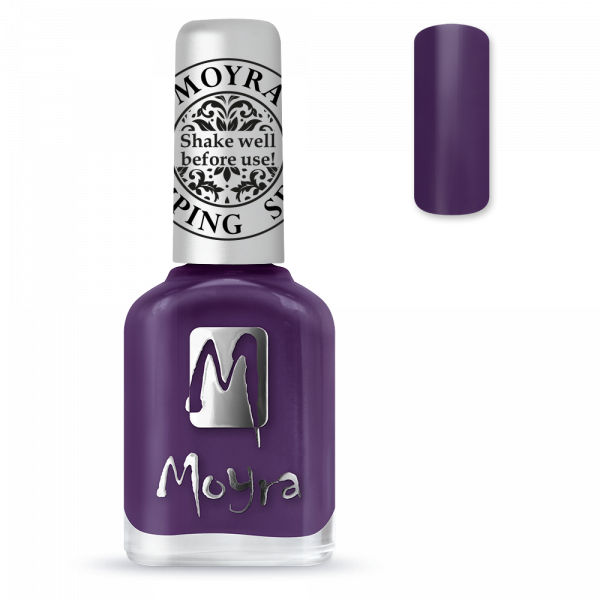 Moyra Nyomdalakk SP 04 Purple