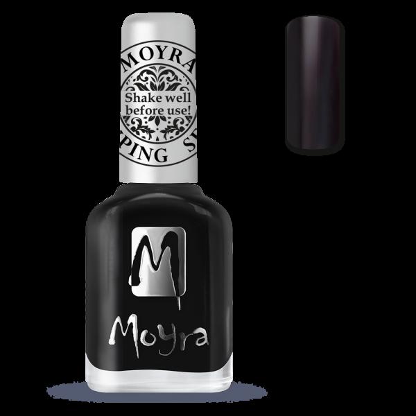 Moyra Nyomdalakk SP 06 Black