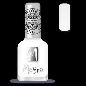 Moyra Nyomdalakk SP 07 White