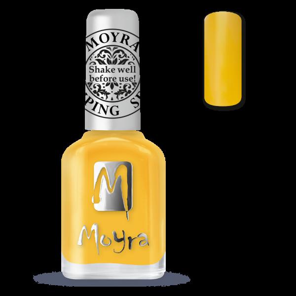 Moyra Nyomdalakk SP 12 Yellow