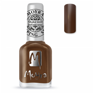 Moyra Nyomdalakk SP 13 Dark brown