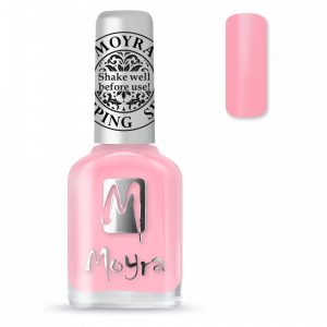 Moyra Nyomdalakk SP 19 Light Pink