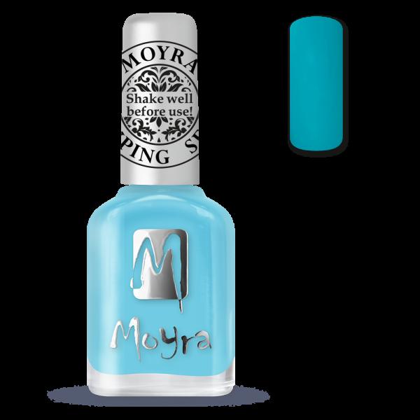 Moyra Nyomdalakk SP 22 Turquoise