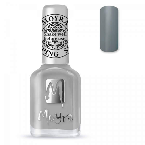 Moyra Nyomdalakk SP 23 Grey