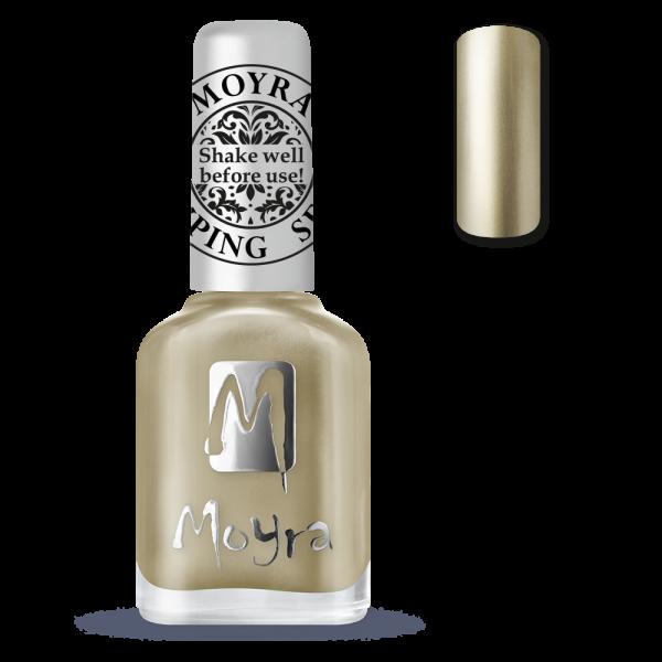 Moyra Nyomdalakk SP 24 Chrome Gold