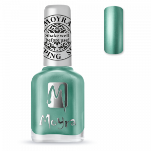 Moyra Nyomdalakk SP 27 Chrome Green