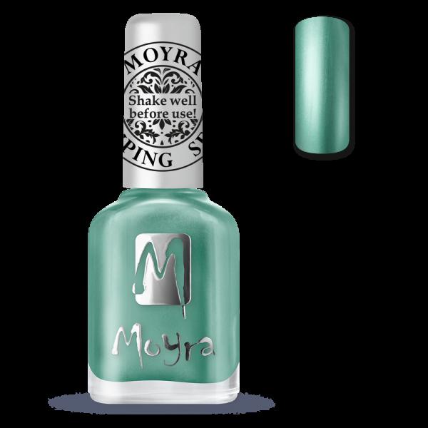Moyra Nyomdalakk SP 27 Chrome Green