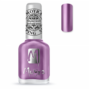 Moyra Nyomdalakk SP 28 Chrome Purple