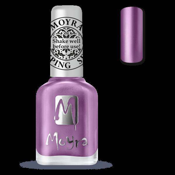 Moyra Nyomdalakk SP 28 Chrome Purple