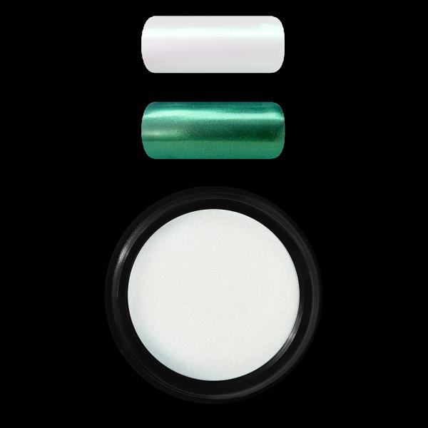 Moyra effect powder, Green