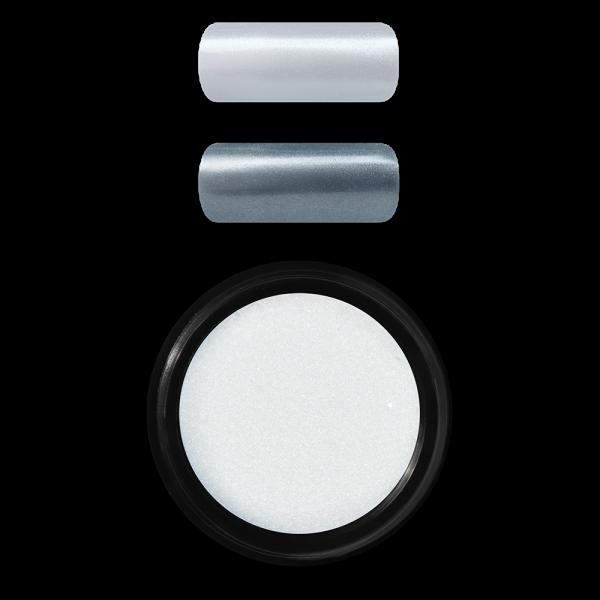 Moyra shell effect powder, Ezüst