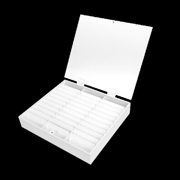 Tip bemutató doboz