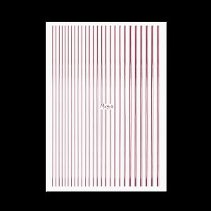 Moyra Körömdíszítő csík No. 03 Rose gold