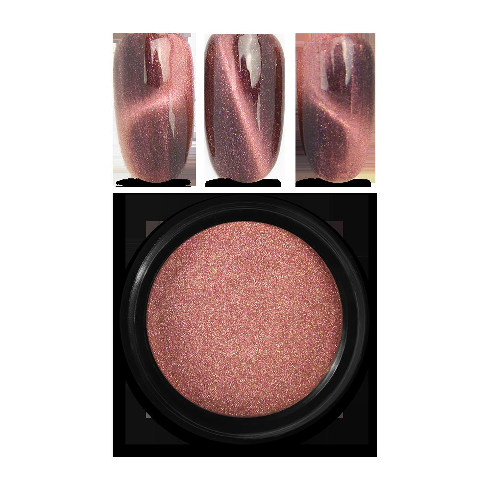 Moyra Mágneses Pigmentpor No. 04 Rose Gold