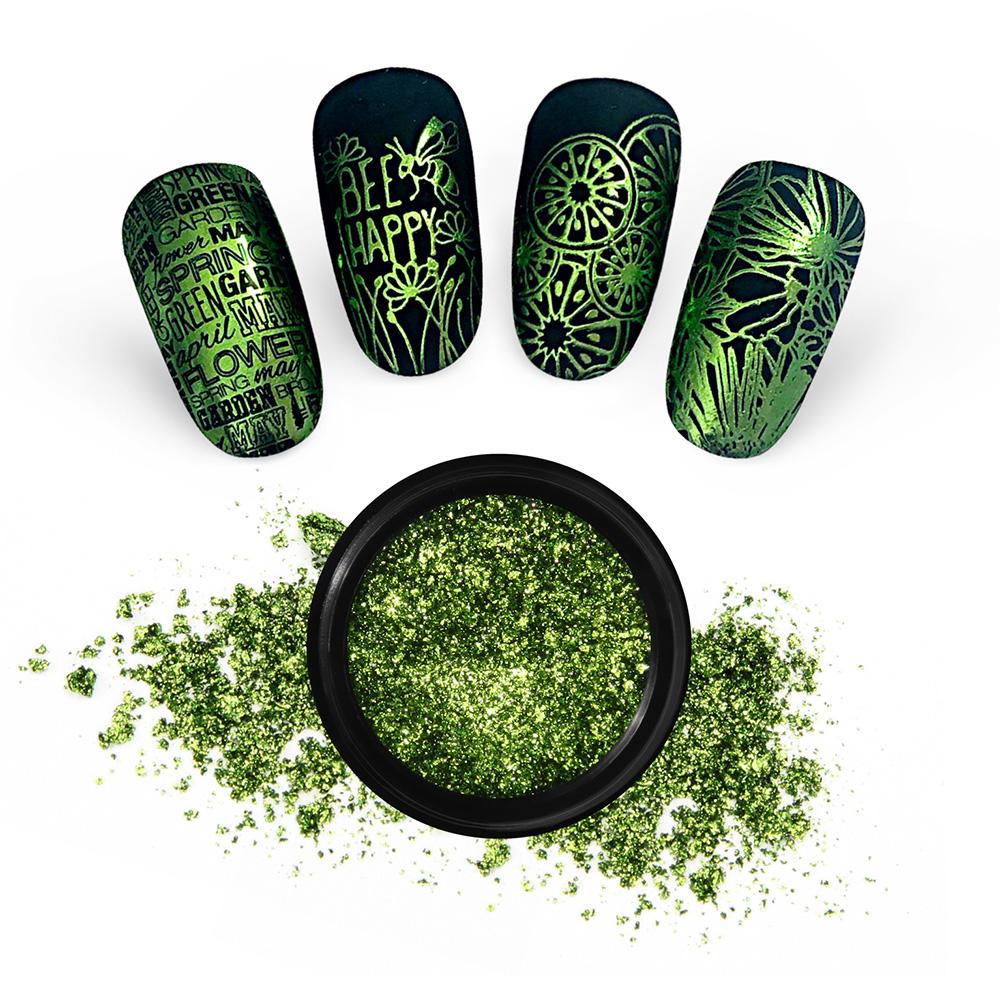 Moyra Mirror Powder No. 07 Zöld