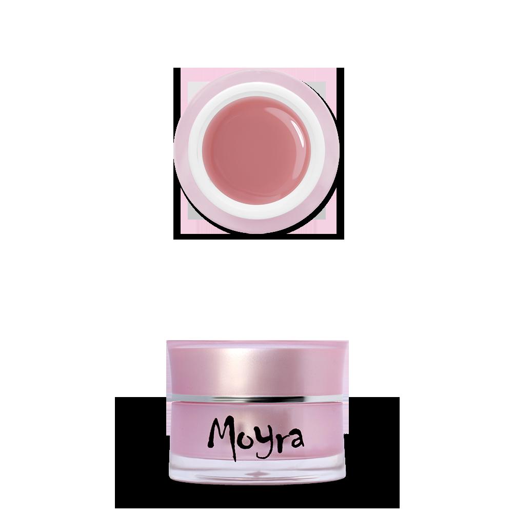 Moyra Körömépítő Zselé Rapid Natural Cover