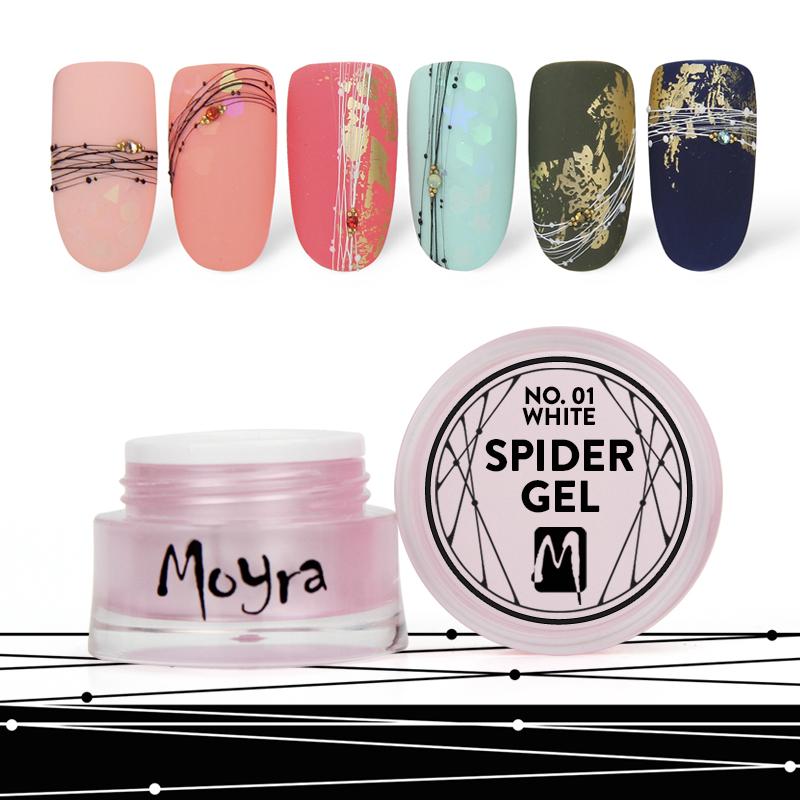 Spider gel zselék