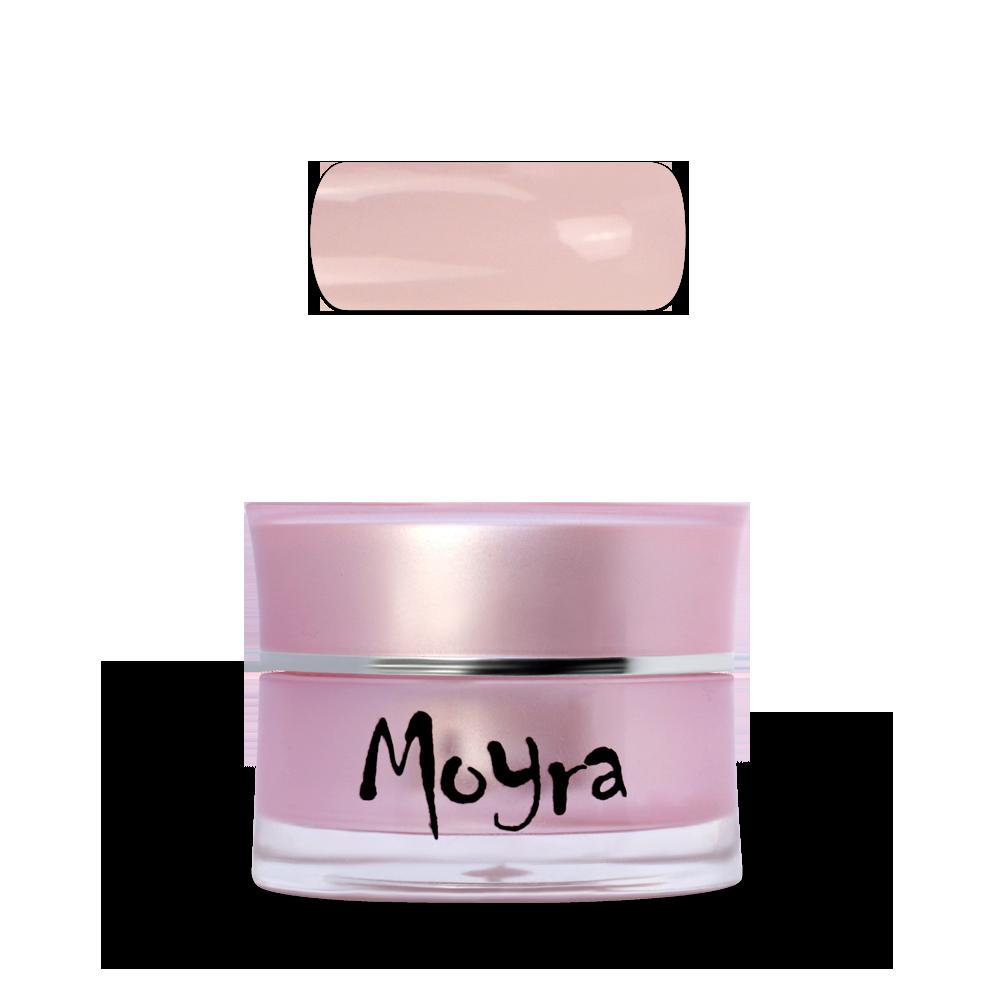 Moyra SuperShine Színes Zselé 586 Cream cake