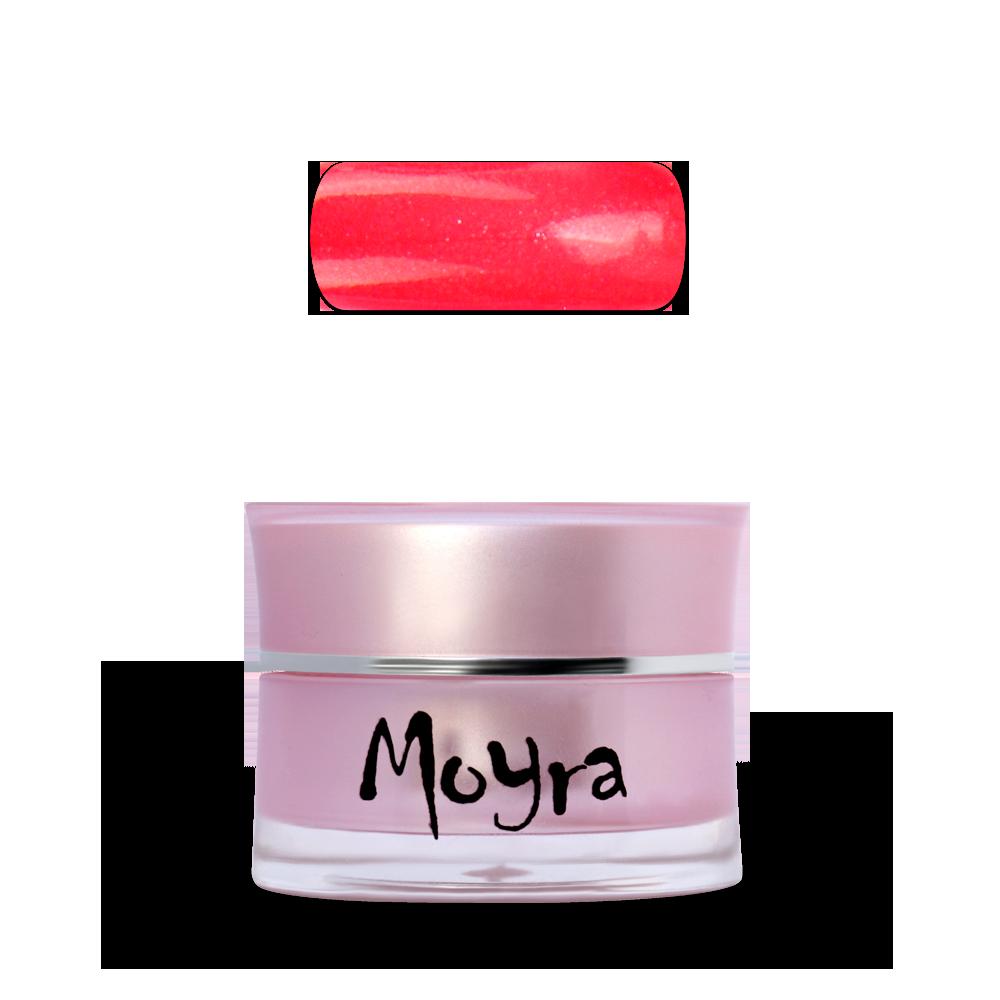 Moyra SuperShine Színes Zselé 590 Lipstick