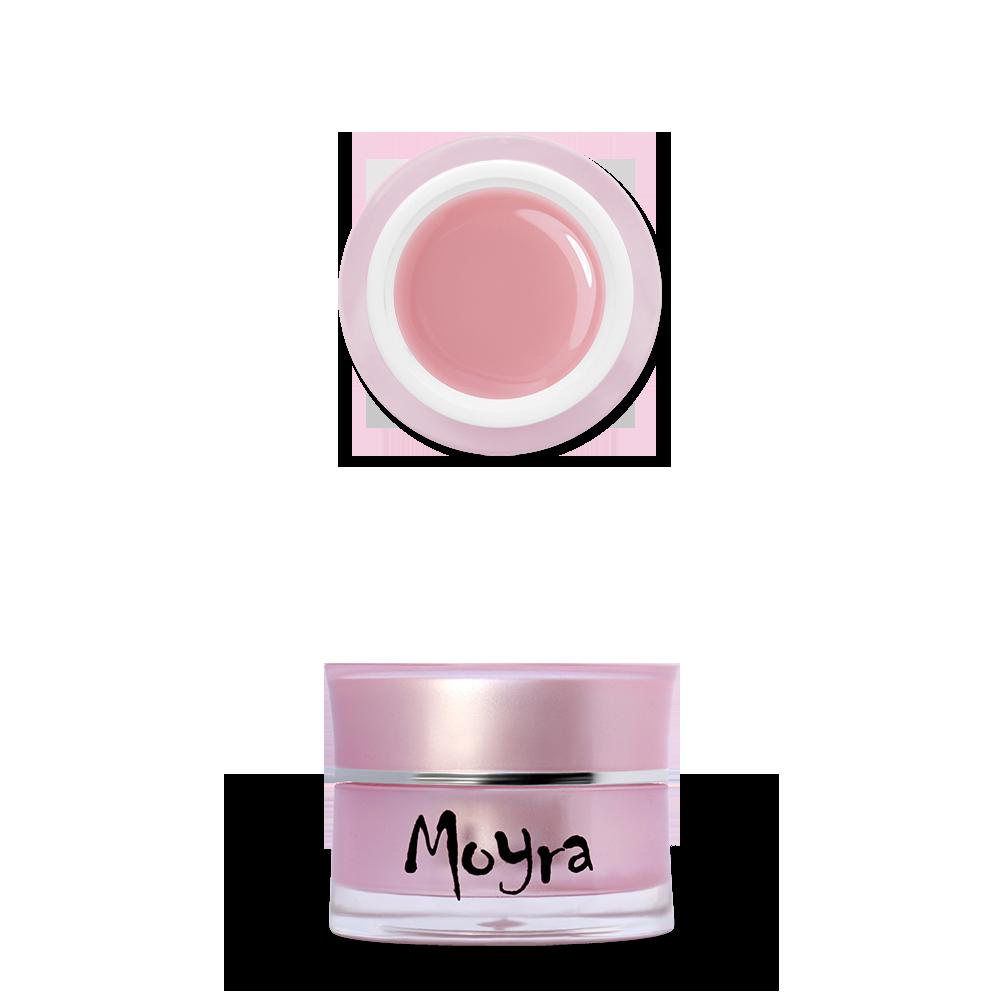 Moyra Körömépítő Zselé Rapid Baby Rose 5 g