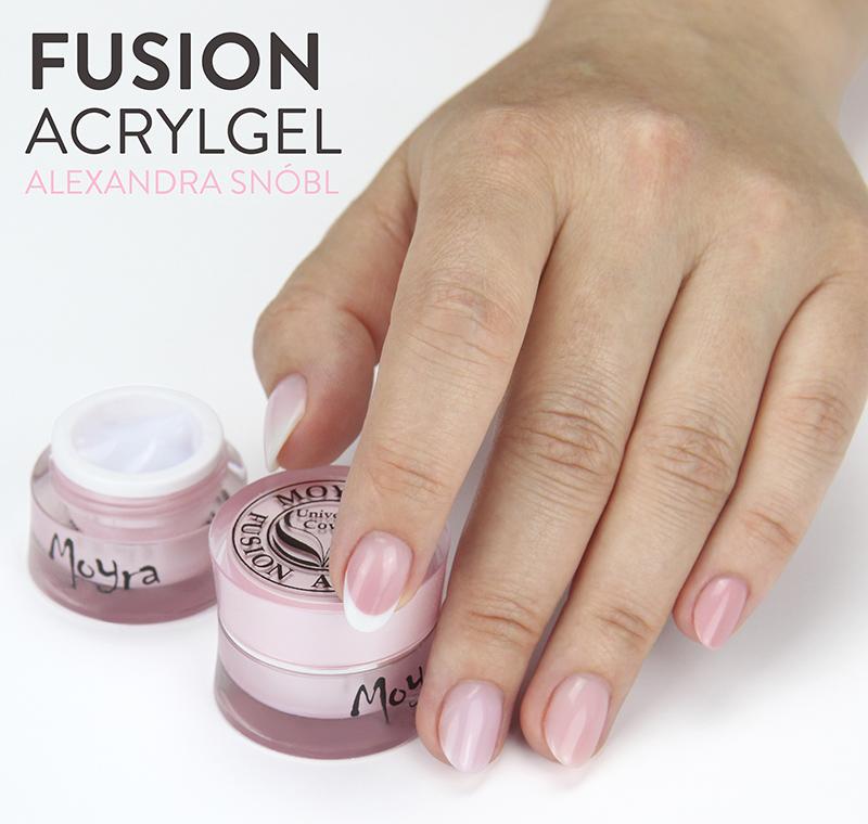 Moyra Fusion Acrylgel - két terméktípus előnyei alapján ...