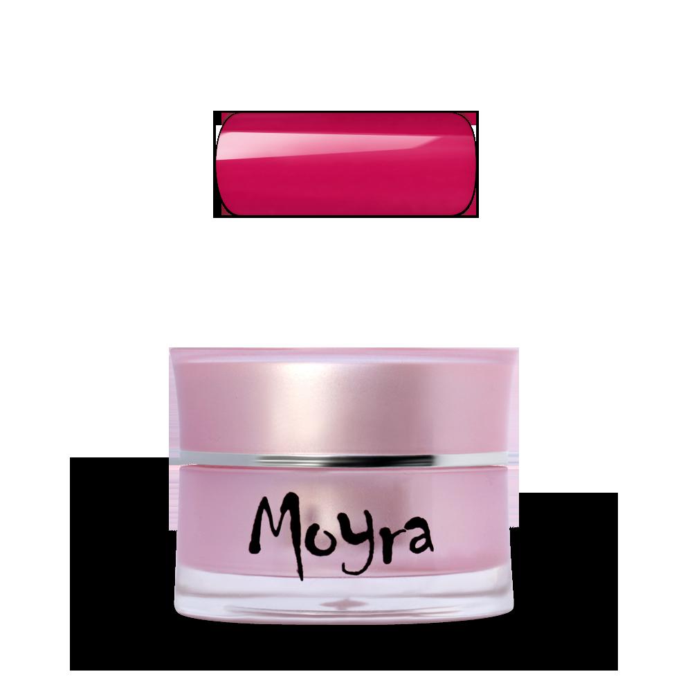 Moyra SuperShine Színes Zselé 595 Rapsberry