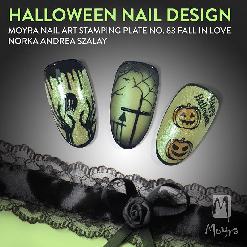 Halloween-i inspiráció a rémisztő körmökért
