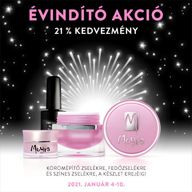 Moyra.hu Évindító Akció