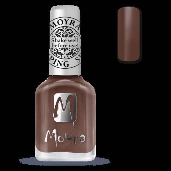 Moyra Nyomdalakk SP 37 Chocolate brown