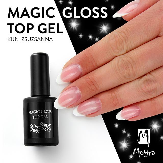 Moyra Magic Gloss fényzselé