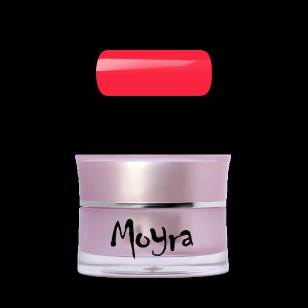 Moyra SuperShine Színes Zselé 609 Vivid Coral