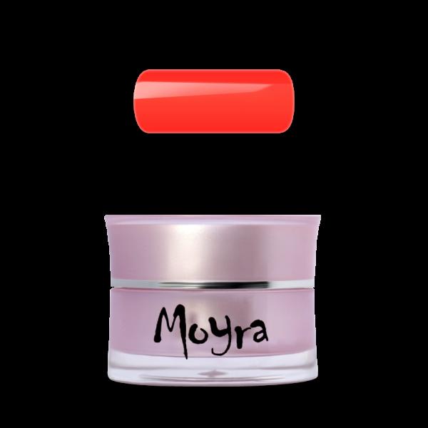 Moyra SuperShine Színes Zselé 610 Vivid Orange Red