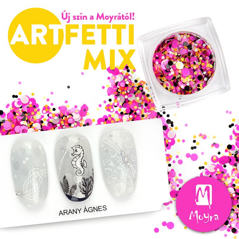 Moyra Artfetti mix No. 03
